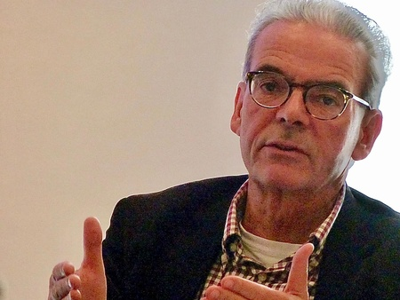 Schock und Schwerenot: Rolf Budde sprach über das GEMA-Urteil des Berliner Kammergerichts (Bild: MusikWoche)