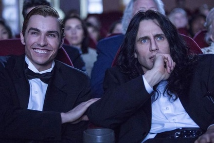 "Sensation auf Platz vier: ""The Disaster Artist"" (Bild: Warner Bros.)"