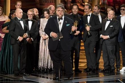 """""""Shape of Water"""" wurde als bester Film ausgezeichnet (Bild: Aaron Poole / A.M.P.A.S.)"""