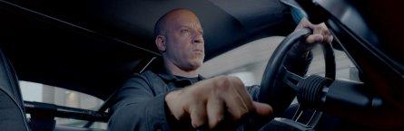 "Silber-Bogey für ""Fast & Furious 8"""