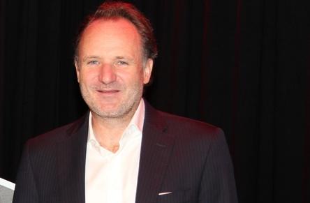 Soll angeblich kurz vor einem Verkauf an Sony Music stehen: Denis Ladegaillerie, Gründer und CEO von Believe, hier bei seiner Keynote auf dem Reeperbahn Festival 2016 (Bild: MusikWoche)