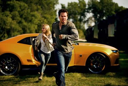 """Sorgt f�r Umsatz in den deutschen Kinos: """"Transformers: �ra des Untergangs"""" (Bild: Paramount)"""