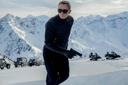"""""""Spectre"""" räumt auch in Deutschland ab (Bild: Sony Pictures)"""