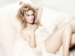 Spielt erstmals beim Melt!: Kylie Minogue (Bild: William Baker)