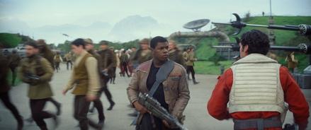 """""""Star Wars"""" spielt auch in Deutschland längst in einer eigenen Liga (Bild: Walt Disney)"""