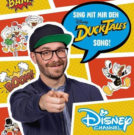 """Sucht noch nach Mitstreitern für das Intro der """"DuckTales"""": Mark Forster (Bild: Disney)"""