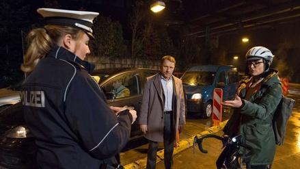 """""""Tatort: Stau"""": Auf die Grimme-Preis-Nominierung folgte der Krimipreis (Bild: SWR)"""