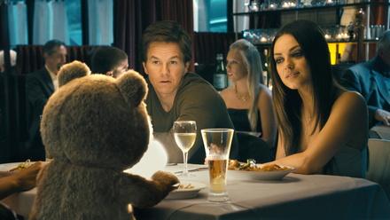 """""""Ted"""" ist nicht zu bremsen (Bild: Universal)"""