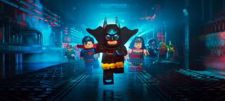 """""""The Lego Batman Movie"""" kann mit seinem Start zufrieden sein (Bild: Warner)"""