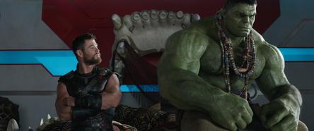 """""""Thor: Tag der Entscheidung"""" bleibt mächtige Nummer eins in Frankreich (Bild: Walt Disney)"""