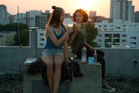 """""""Tigermilch"""" ist eine der spannenden Kinoproduktionen von Akzente Film (Bild: Constantin/Filmfest München)"""
