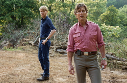"""Tom Cruise zielt mit """"Barry Seal"""" auf Platz eins (Bild: Universal)"""