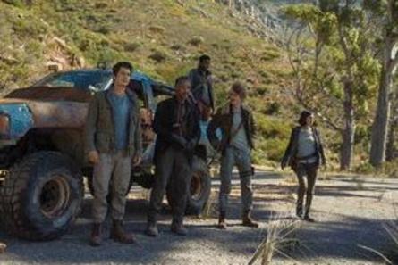 """Toptitel der Woche: """"Maze Runner"""" (Bild: Fox)"""