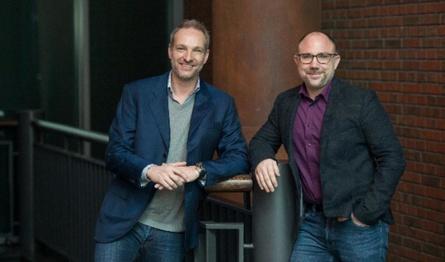 Torsten Oppermann und Markus Oeller (r.) (Bild: MSM.digital)