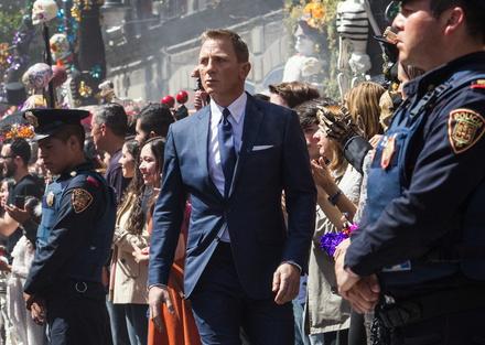"""Triumph: """"Spectre"""" ist der erfolgreichste Bond-Film aller Zeiten (Bild: Sony Pictures)"""