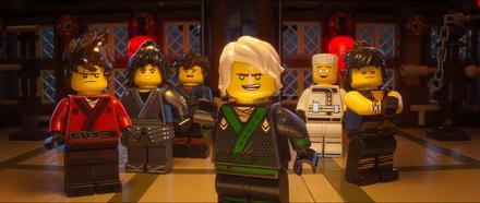 """Und wieder ein """"Lego""""-Film in den Top 3 (Bild: Warner)"""