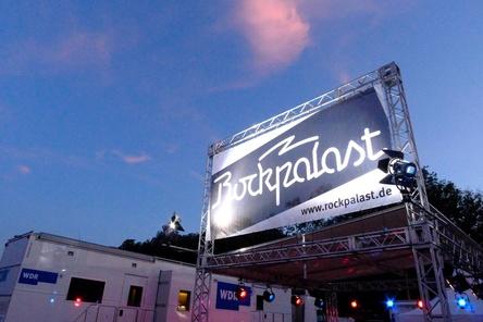 Unter den Nominierten: Der Rockpalast des WDR (Bild: WDR/Thomas von der Heiden)