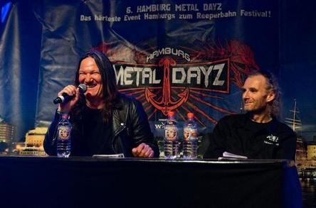 Veranstalten die Metal Dayz: Thomas Jensen (Geschäftsführer ICS) und Holger Hübner (Prokurist ICS) (Bild: ICS)