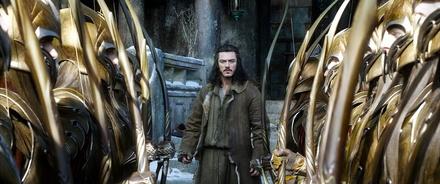 """Weiter souveräner Spitzenreiter der deutschen Kinocharts: """"Der Hobbit: Die Schlacht der fünf Heere"""" (Bild: 2014 Metro-Goldwyn-Mayer Pictures Inc. and Warner Bros. Entertainmet)"""