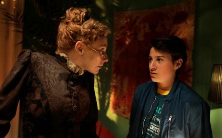 """Weiterhin sechsstellige Besucherzahlen: """"Hilfe, ich hab meine Eltern gechrumpft"""" (Bild: Sony Pictures)"""