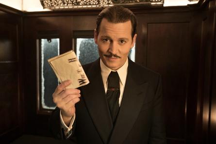 """Weltweit erfolgreichster Fox-Titel im zurückliegenden Quartal: """"Mord im Orient Express"""" (Bild: Fox)"""