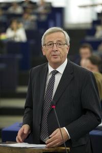 """Will das Urheberrecht """"unter Berücksichtigung der digitalen Revolution"""" modernisieren: Jean-Claude Juncker (Bild: Europäische Union)"""