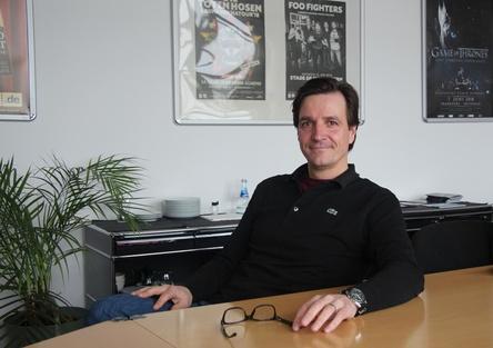 Will in den kommenden Jahren mit der DEAG national und international weitere Partner finden: Christian Diekmann (Bild: Musikwoche)