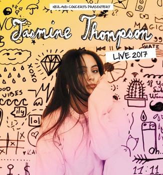 Will zeigen, was sie live drauf hat: Jasmine Thompson (Bild: Neuland Concerts)