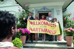 """""""Willkommen bei den Hartmanns"""" ist für den Europäischen Filmpreis nominiert worden (Bild: Warner)"""
