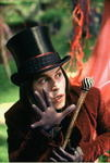 Willy Wonka alias Johnny Depp... (Bild: Warner)