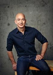 Ziemlich reich: Jeff Bezos (Bild: Amazon)