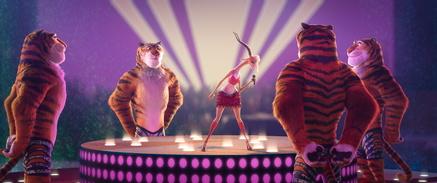 """""""Zoomania"""" ist der meistgesehene Film des Jahres (Bild: Walt Disney)"""