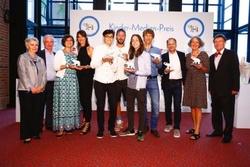 """Zum 17. Mal wurde gestern der Kinder-Medien-Preis """"Der Weisse Elefant"""" vergeben (Bild: Medien Club München)"""
