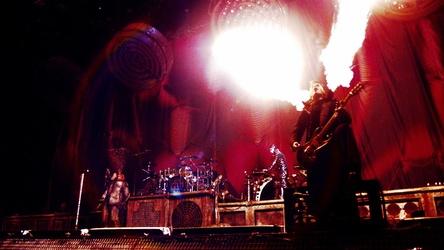 Zum neunten Mal an der Spitze bei den Alben: Rammstein (Bild: Universal Music)