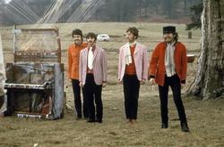 "Zum wohl berühmtesten Beatles-Album ""Sgt. Pepper"" erscheint jetzt eine neue Doku (Bild: Studio Hamburg Enterprises)"